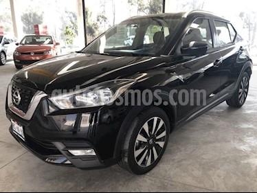 Nissan Kicks Exclusive Aut usado (2017) color Negro precio $265,000