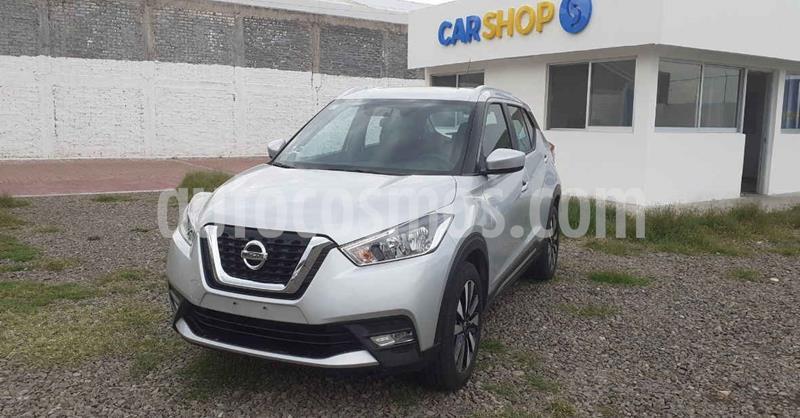 Nissan Kicks Advance Aut usado (2020) color Plata precio $249,900