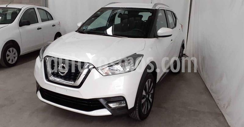 Nissan Kicks Advance Aut usado (2020) color Blanco precio $259,900