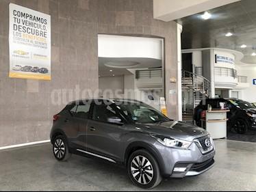 Nissan Kicks Exclusive Aut usado (2019) color Gris precio $289,000