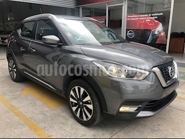 foto Nissan Kicks Advance Aut usado (2019) color Gris Oxford precio $299,900