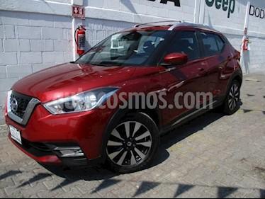 Foto Nissan Kicks 5p Advance L4/1.6 Aut usado (2017) color Rojo precio $240,000