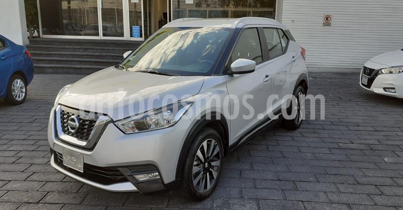 Nissan Kicks Advance Aut usado (2020) color Plata Dorado precio $274,900