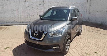 Nissan Kicks 5p 1.6 ADVANCE LTS CVT A/C usado (2020) color Gris precio $249,900