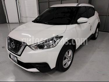 foto Nissan Kicks 5P SENSE L4/1.6 MAN usado (2017) color Blanco precio $225,000