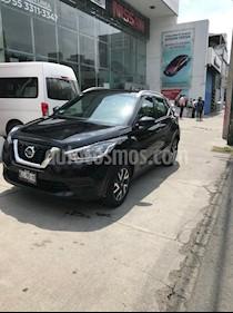 Nissan Kicks Sense usado (2019) color Negro precio $245,000