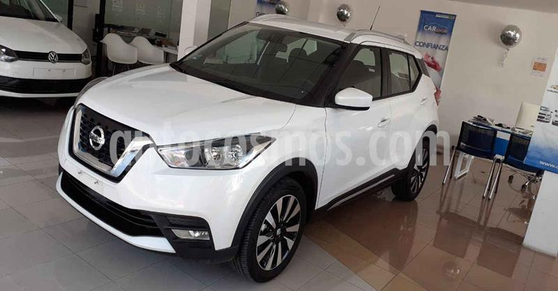 Nissan Kicks Advance Aut usado (2020) color Blanco precio $256,000
