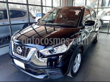 Nissan Kicks Sense usado (2017) color Negro precio $203,000