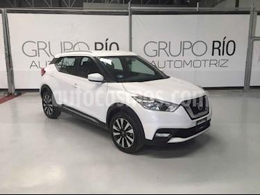 Nissan Kicks Advance Aut usado (2018) color Blanco precio $249,800