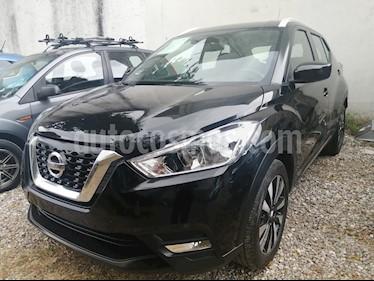 Nissan Kicks Advance Aut usado (2018) color Negro precio $279,000