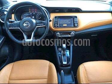 Nissan Kicks Exclusive Aut usado (2017) color Gris Oxford precio $279,000