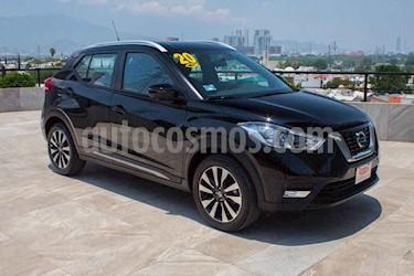 Nissan Kicks Exclusive Aut usado (2020) color Negro precio $324,700