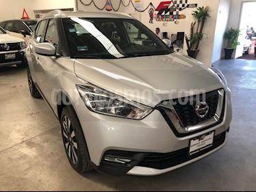 Foto Nissan Kicks Advance Aut usado (2017) color Plata precio $269,000