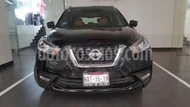Nissan Kicks 5P EXCLUSIVE L4/1.6 AUT usado (2017) color Negro precio $255,000