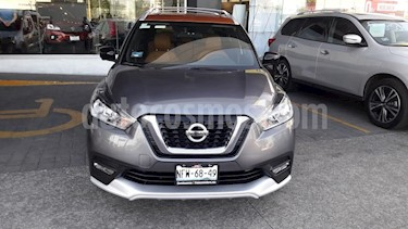 Nissan Kicks Exclusive Aut usado (2019) color Gris Oxford precio $309,500