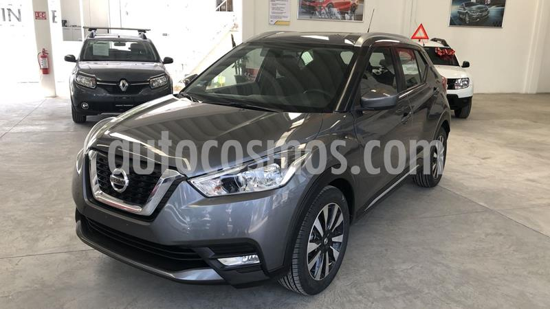 Nissan Kicks Advance Aut usado (2017) color Gris Oxford precio $250,000