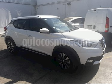 Nissan Kicks Advance Aut usado (2017) color Blanco Perla precio $250,000