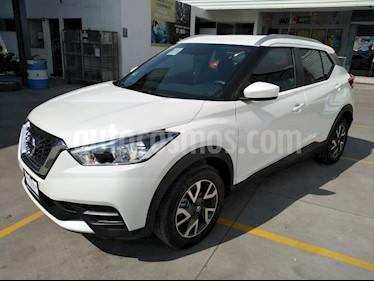 Foto Nissan Kicks Sense usado (2018) color Blanco Perla precio $245,000
