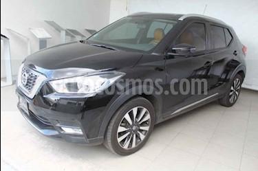 Nissan Kicks 5p Exclusive L4 Aut usado (2018) color Negro precio $275,000