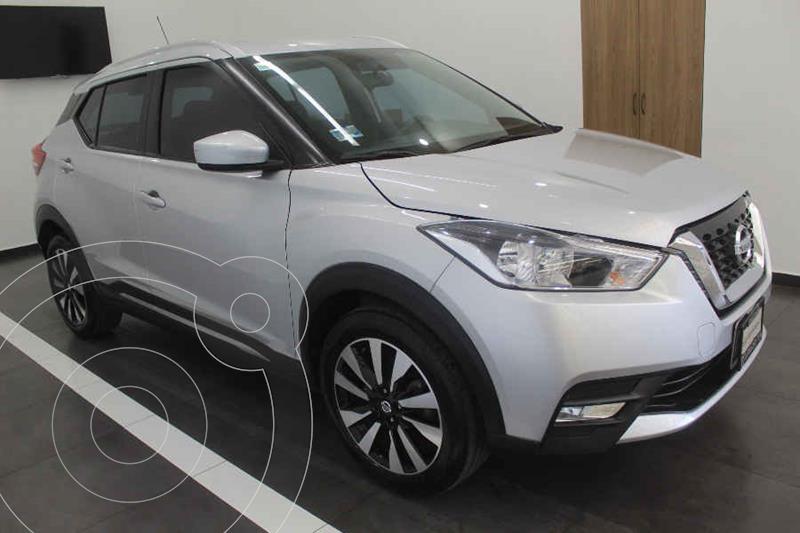 Foto Nissan Kicks Advance Aut usado (2018) color Plata precio $289,000