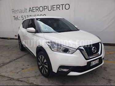 Foto Nissan Kicks Advance Aut usado (2017) color Blanco precio $235,000