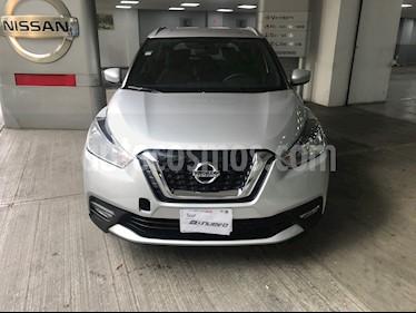 Nissan Kicks Advance Aut usado (2019) color Plata precio $290,000