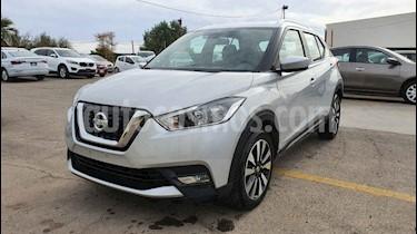 Nissan Kicks Advance Aut usado (2019) color Plata precio $259,800