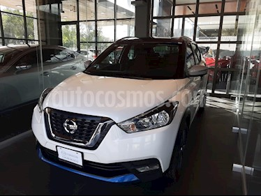 Nissan Kicks Exclusive Aut usado (2019) color Blanco Perla precio $305,000