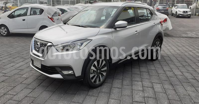 Nissan Kicks Advance Aut usado (2020) color Plata Dorado precio $293,900
