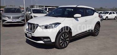 Nissan Kicks Advance Aut usado (2019) color Blanco precio $263,900