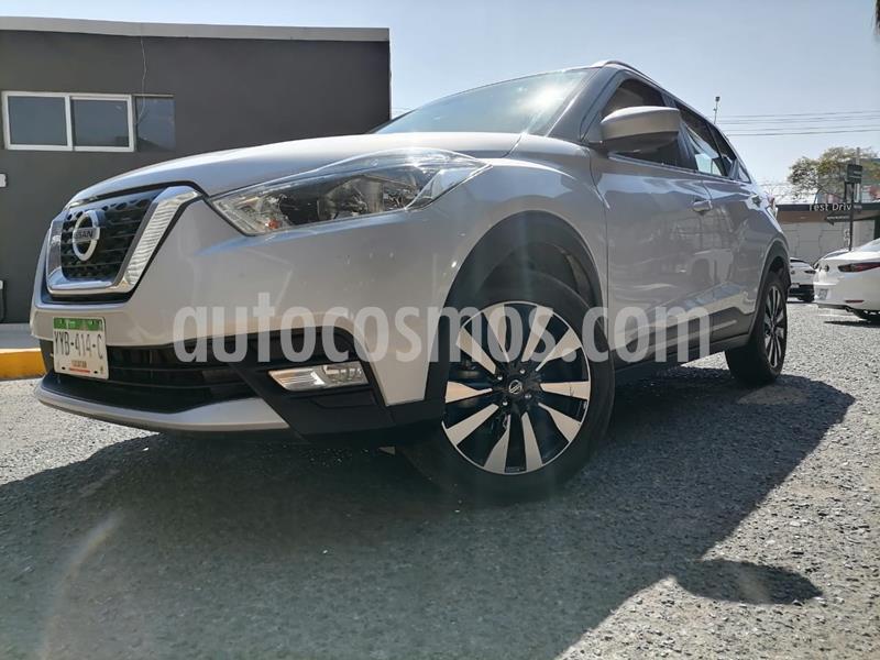 Foto Nissan Kicks Advance Aut usado (2020) color Plata precio $295,000