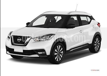 Nissan Kicks Advance Aut usado (2017) color Blanco Perla precio $240,000