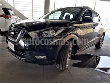 Nissan Kicks Advance Aut usado (2019) color Negro precio $295,000