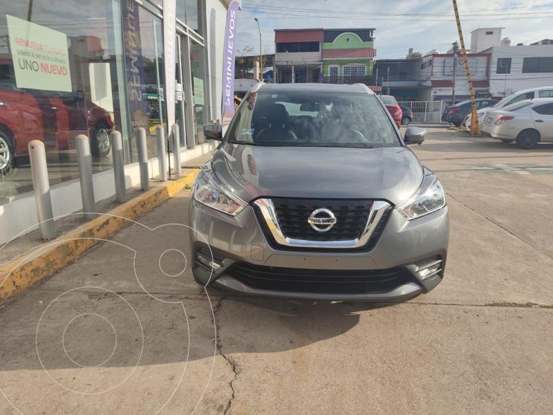 Foto Nissan Kicks Exclusive Aut usado (2019) color Gris precio $340,000
