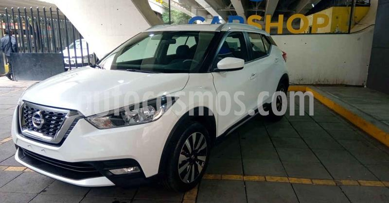 Nissan Kicks Advance Aut usado (2020) color Blanco precio $259,900