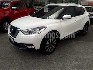 Nissan Kicks Advance Aut usado (2017) color Blanco precio $240,000