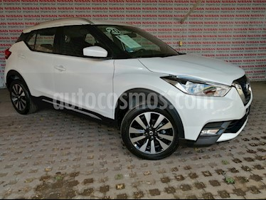 Foto Nissan Kicks Advance Aut usado (2020) color Blanco Perla precio $315,000