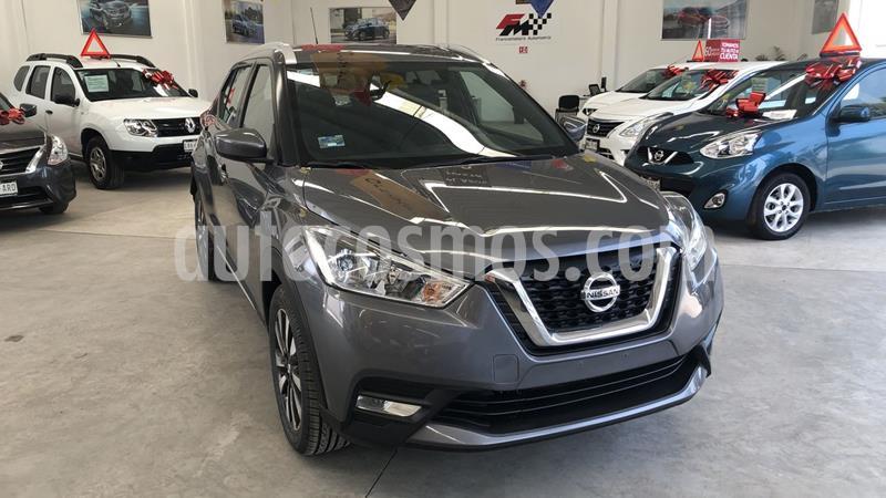 Nissan Kicks Advance Aut usado (2017) color Gris precio $260,000