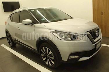 Nissan Kicks 5p Exclusive L4 Aut usado (2018) color Plata precio $295,000