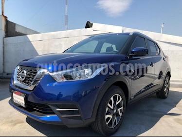 Nissan Kicks 5P SENSE 1.6L TM5 A/AC. VE RA-16 usado (2019) color Amarillo precio $280,000