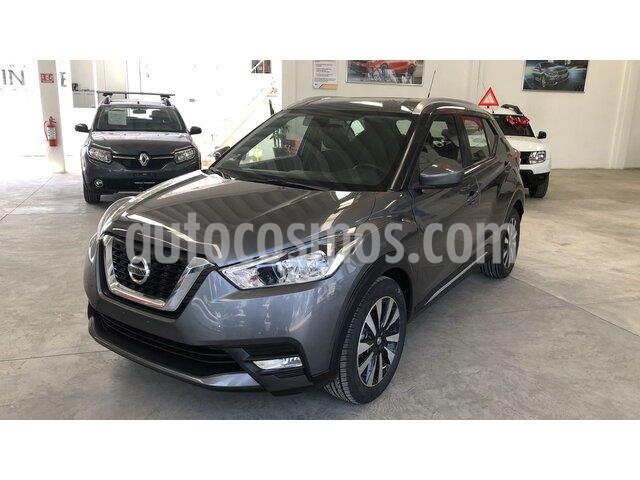 Nissan Kicks Advance Aut usado (2017) color Gris Oxford precio $260,000
