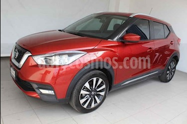 Foto Nissan Kicks Advance Aut usado (2018) color Rojo precio $269,000