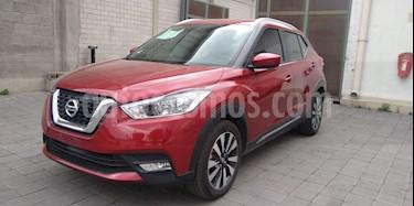 Nissan Kicks Advance Aut usado (2018) color Rojo precio $270,000