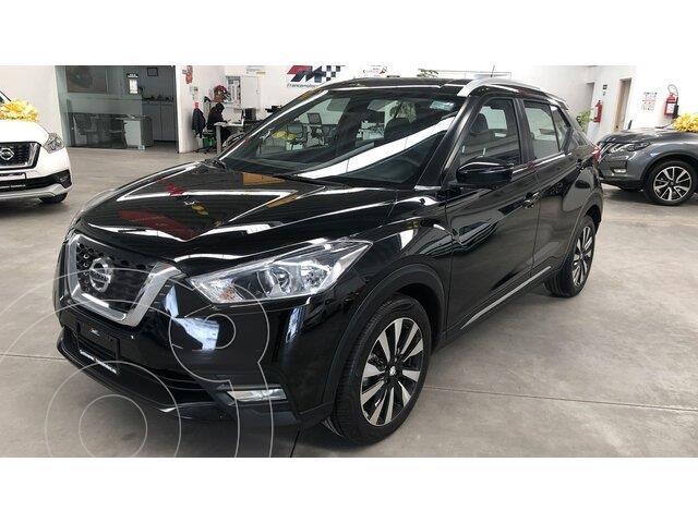 Nissan Kicks Exclusive Aut usado (2018) color Negro precio $289,000