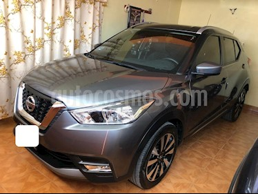 Nissan Kicks Advance Aut usado (2017) color Gris Oxford precio $230,000