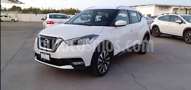 Foto Nissan Kicks Advance Aut usado (2019) color Blanco precio $263,900