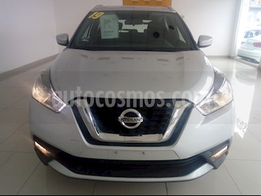 Nissan Kicks Advance Aut usado (2019) color Plata precio $270,000