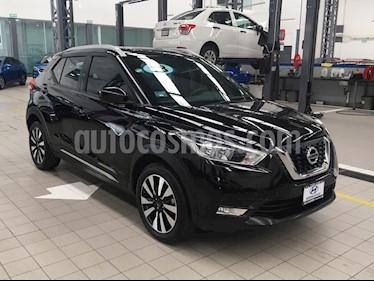 Nissan Kicks Advance Aut usado (2018) color Negro precio $265,000