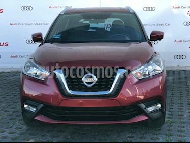 Nissan Kicks Exclusive Aut usado (2017) color Vino Tinto precio $249,810