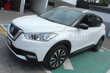 Nissan Kicks 5p Exclusive L4/1.6 Aut usado (2019) color Blanco precio $299,000